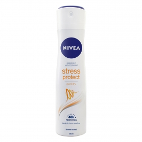 Desodorante Stress Protect Women Nivea 200 ml.