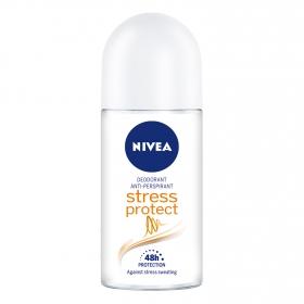 Desodorante roll-on Stress Protect Nivea 50 ml.