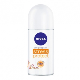 Desodorante Stress Protect roll-on Nivea 50 ml.