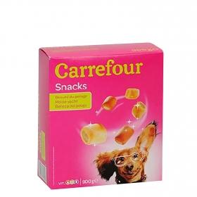 Galletas Rellenas para Perro 900Gr, Carrefour