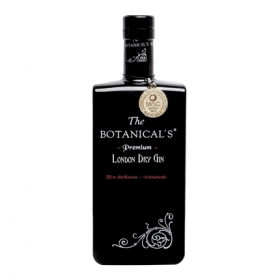Ginebra The Botanical's premium 70 cl.