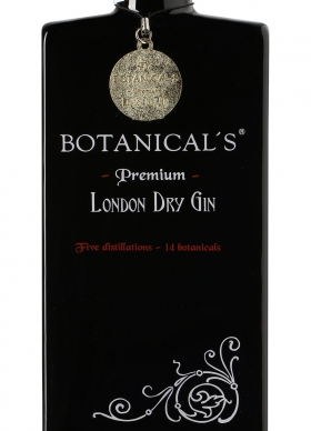 The Botanical´s Ginebra