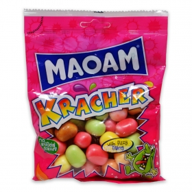 Caramelos masticables Kracher Maoam 160 g.