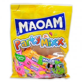 Caramelos masticables Party Mixx Maoam 325 g.