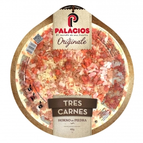 Pizza 3 carnes