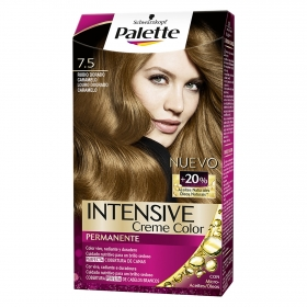 Tinte Intense Color Cream 7.5 Rubio Dorado Caramelo