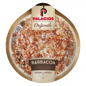 Pizza barbacoa La Originale Palacios 400 g.