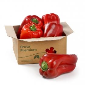 Pimiento rojo Premium granel 1 Kg aprox
