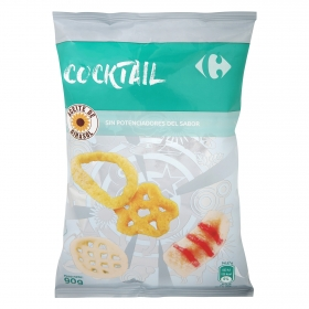 Cocktail de aperitivos Carrefour 90 g.