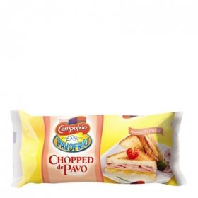 Chopped Pavo Mini