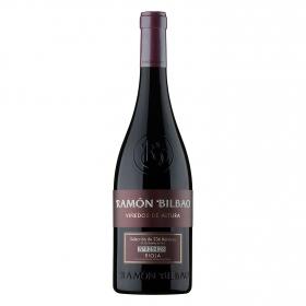 Vino D.O. Rioja tinto crianza Viñedos de Altura Ramón Bilbao 75 cl.
