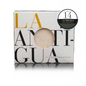 Queso puro de oveja añejo La Antigua cuña 1/8, 250 g