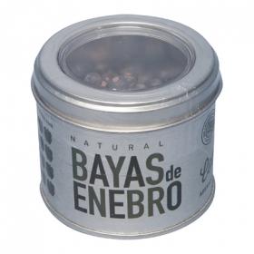 Bayas de Enebro Natural