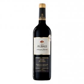 Vino D.O. Valdepeñas tinto gran reserva Selección privada Viña Albali 75 cl.