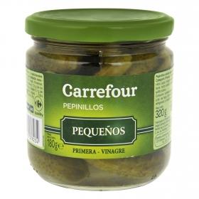 Pepinillos Carrefour 180 g.
