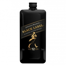 Whisky Johnnie Walker Black Label escocés 12 años 20 cl.