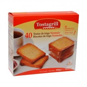 Biscottes de trigo normales Tostagrill 300