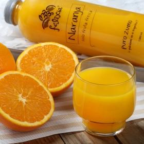 Zumo naranja Premium
