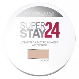 Maquillaje en polvo Superstay 24h. Nº 30 Sand