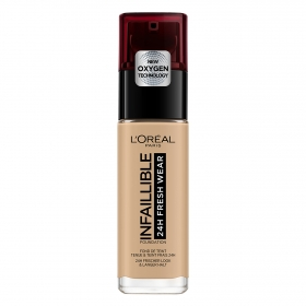 Base de maquillaje nº 200 Infalible 24H Fresh Wear L'Oreal 1 ud.