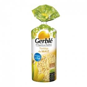 Tortita de maíz
