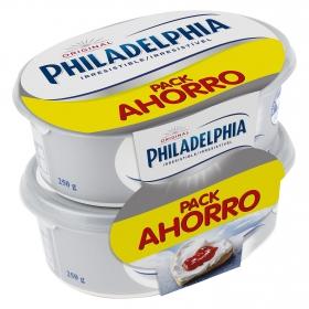Crema de queso para untar natural