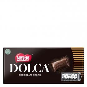 Chocolate negro Nestlé Dolca sin gluten 100 g.