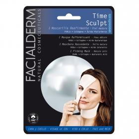 Mascarilla reafirmante Time Sculp para piel madura