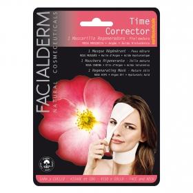 Mascarilla regeneradora Time Corrector para piel madura