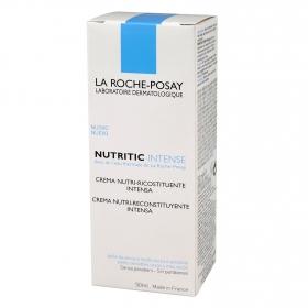 Crema nutritiva y reconstituyente Nutritic Intense para piel seca 50 ml.