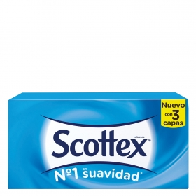 Caja de pañuelos 3 capas