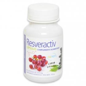Reveractiv cápsulas