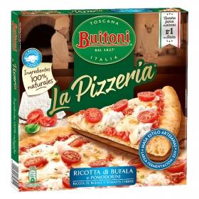 Pizza Ricota de búfala La Pizzeria