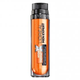 Fluido hidratante Hydra Energetic Anti-despertares difíciles L'Oréal-Men Expert 50 ml.
