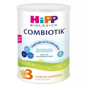 Leche 3 de crecimiento Combiotik Bio
