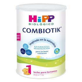 Leche 1 para lactantes Combiotik Bio