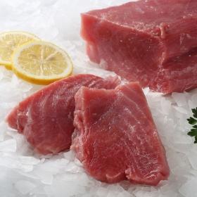 Lomo de atún grande