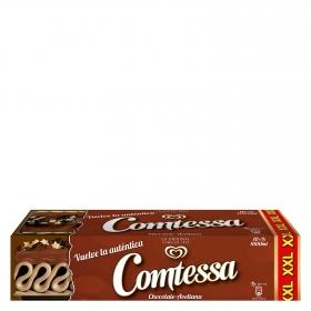 Tarta helada de chocolate y avellana Comtessa 1 l.