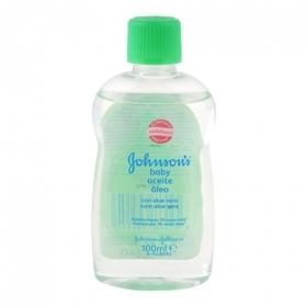 Aceite aloe Johnson's Baby 100 ml.