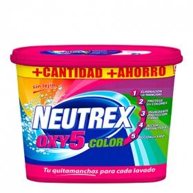 Quitamanchas en polvo Neutrex 512 g.