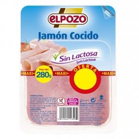 Jamón cocido sin lactosa