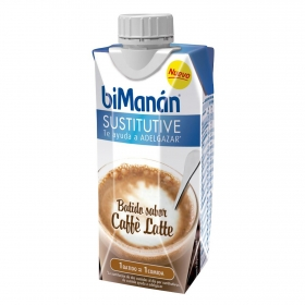 Batido sustitutive sabor caffé Latte