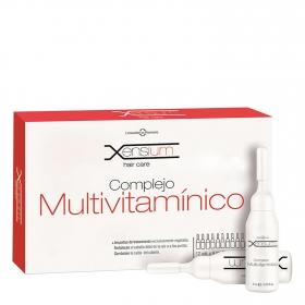 Ampollas tratamiento cabello Xensium 12 ud.