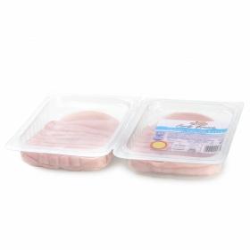 Jamón cocido loncha fina El Pozo pack 2s de 200 g