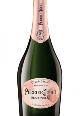 Perrier-Jouët Blason Champán rosado
