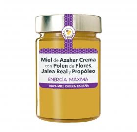 Miel artesana anergía max Primo Mendoza 500 g