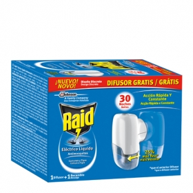 Insecticida Eléctrico Líquido antimosquitos