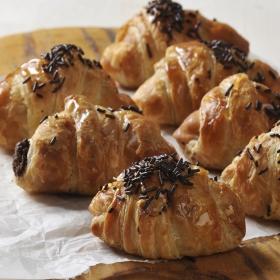 Mini Croissant Bombón