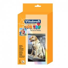 Arnes seguridad coche para perros talla L