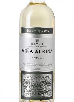 Viña Albina Semidulce 2016